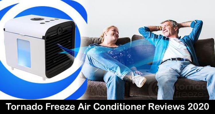 Tornado Freeze Air Conditioner 2020