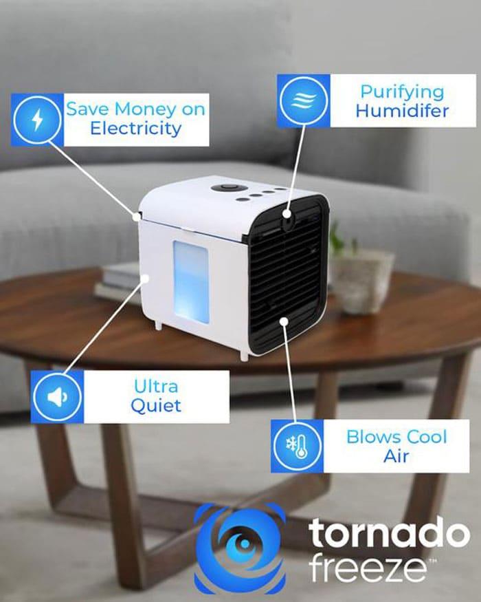 Tornado Freeze Air Conditioner Reviews