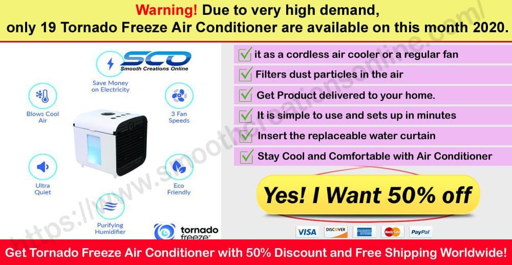 Tornado Freeze Air Conditioner where to buy