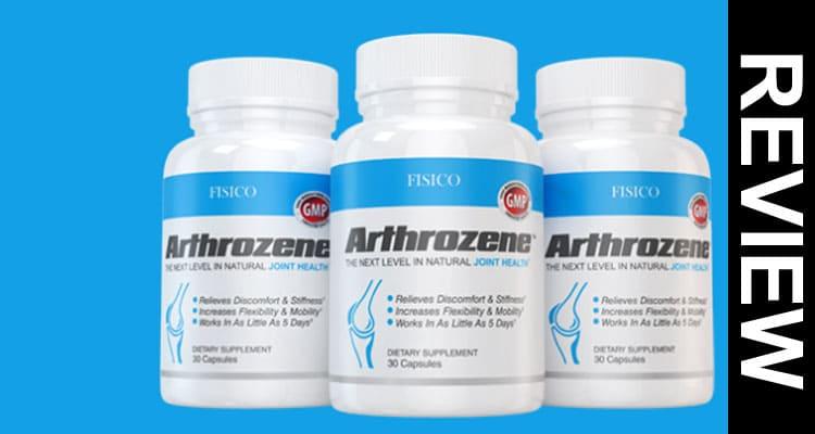 Arthrozene Scam or Legit 2020