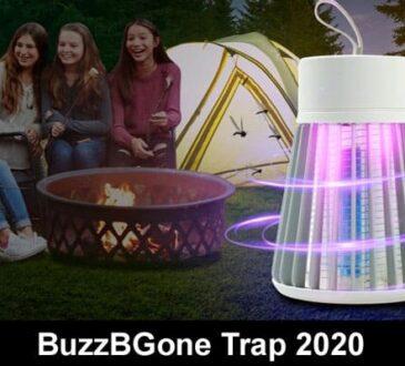 BuzzBGone Trap 2020
