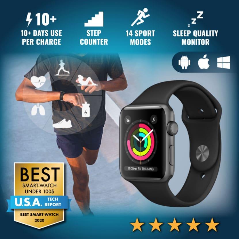 Cardieo Smart Watch Review