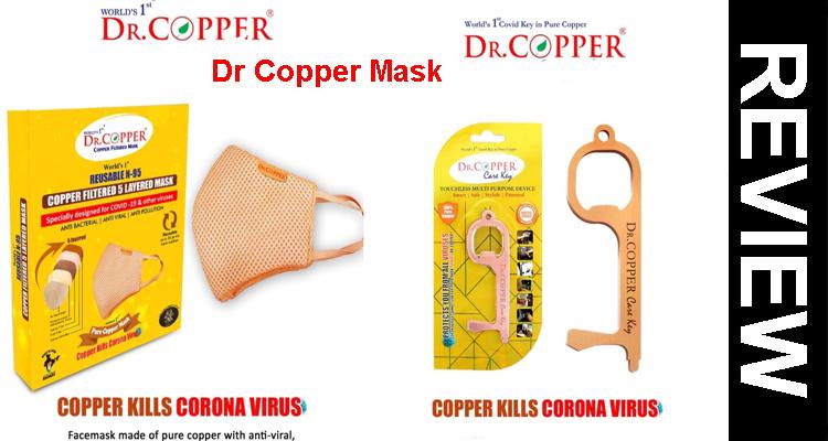 Dr Copper Mask