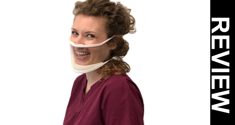 FDA Approved Clear Face Mask