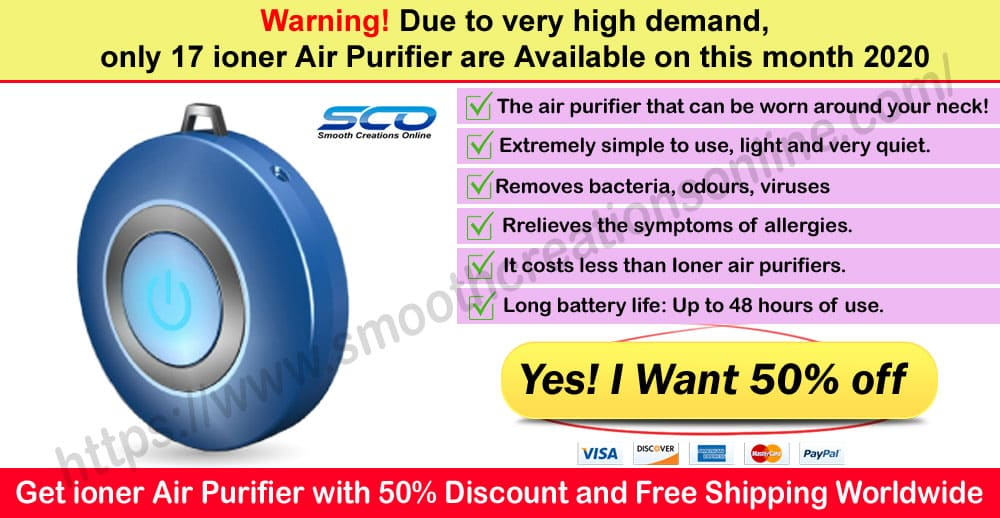 Ioner Air Purifire Where to Buy on Smooth
