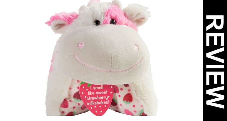 Is Strawberry Cow Pillow Pet Legit 2020