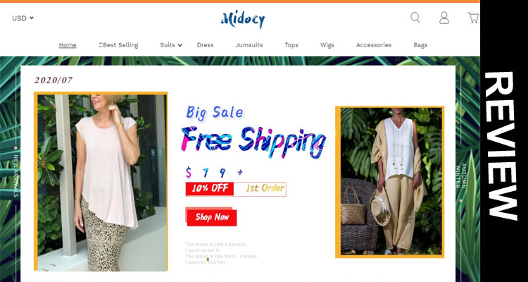 Midocy Clothing Reviews