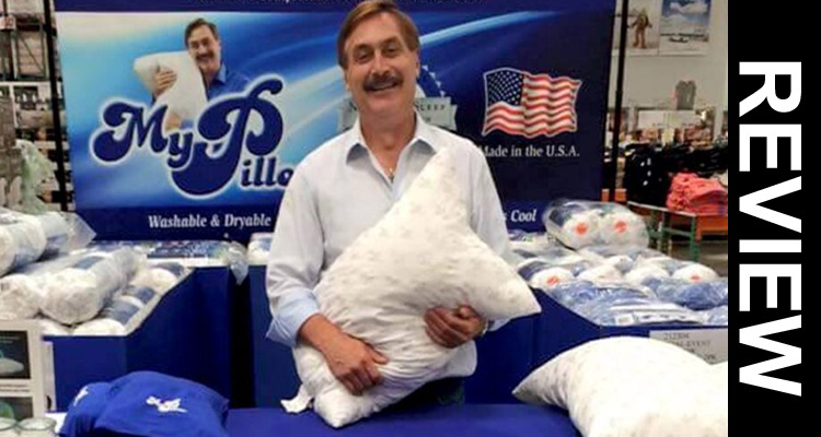 My Pillow COVID Cure 2020