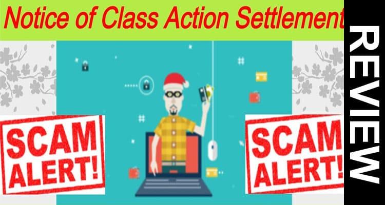 Notice of Class Action Settlement Re Google Plus Scam 2020