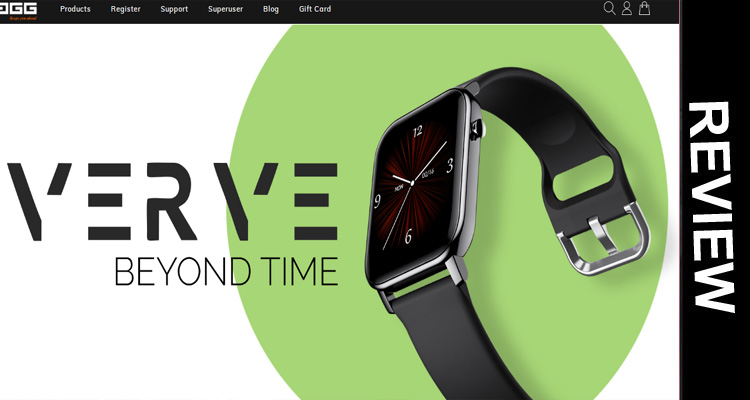 Tagg Verve Smartwatch Reviews