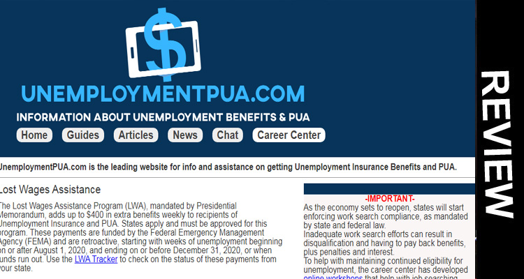 Unemploymentpua com 2020