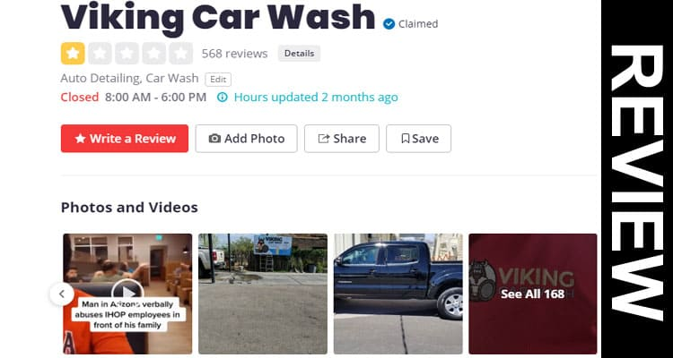 Viking Car Wash Tucson Arizona Reviews 2020