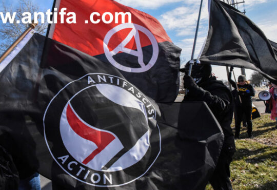 Www.Antifa.Com (August) Scroll Down For Its Reviews