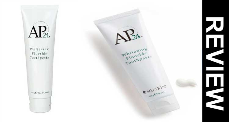 AP 24 Toothpaste reviews 2020