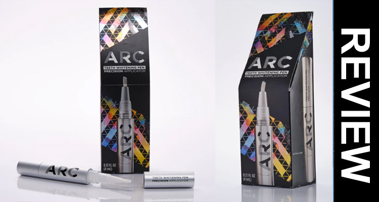 Arc Whitening Pen Reviews