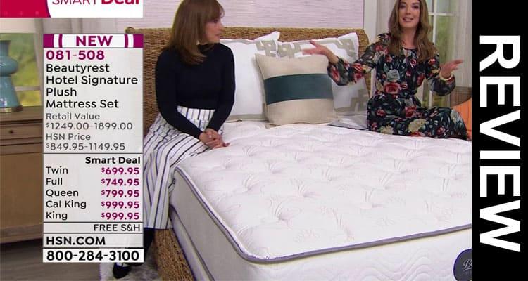 Beautyrest Hotel Signature Plush Mattress Review 2020