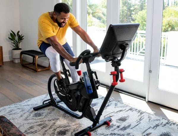 Bowflex Velocore Bike Work