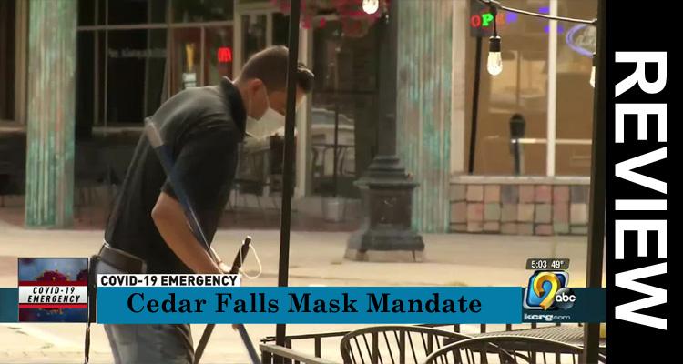 Cedar Falls Mask Mandate