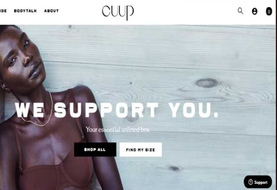 Cuup Bra Reviews