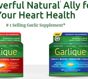 Garlique Blood Reviews.