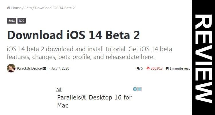 Get Ios Beta com Ios 14 Updated 2020