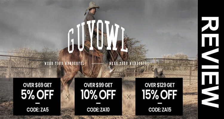 Guy Owl Clothing Reviews [Sep] Is This A Scam Website
