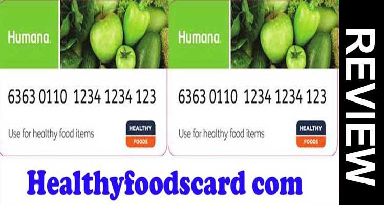 Healthyfoodscard com [Sep 2020] Enjoy Shopping With Card!