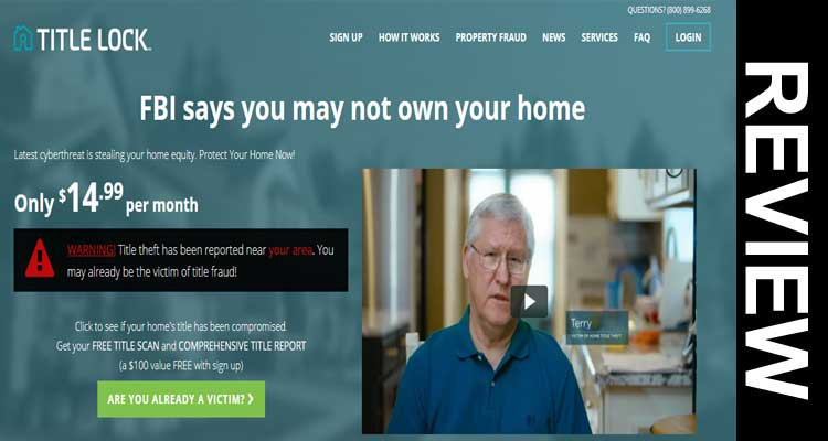 Is Home Title Lock a Scam
