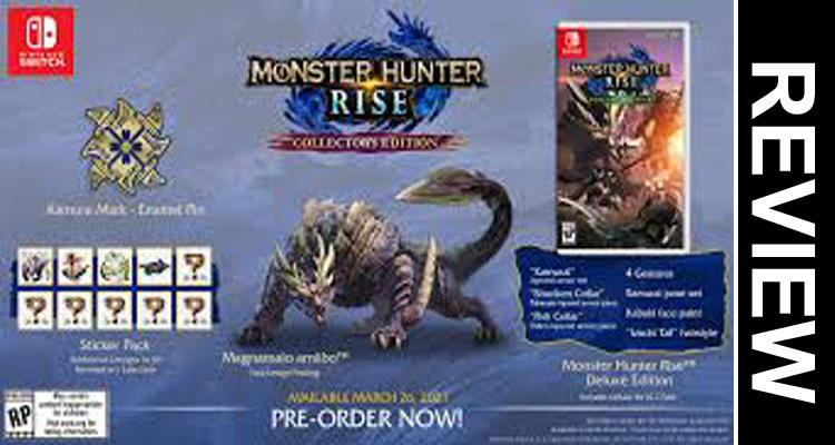 Monster Hunter Rise Pre Order