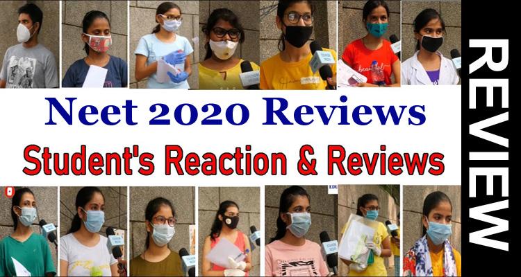 Neet 2020 Reviews