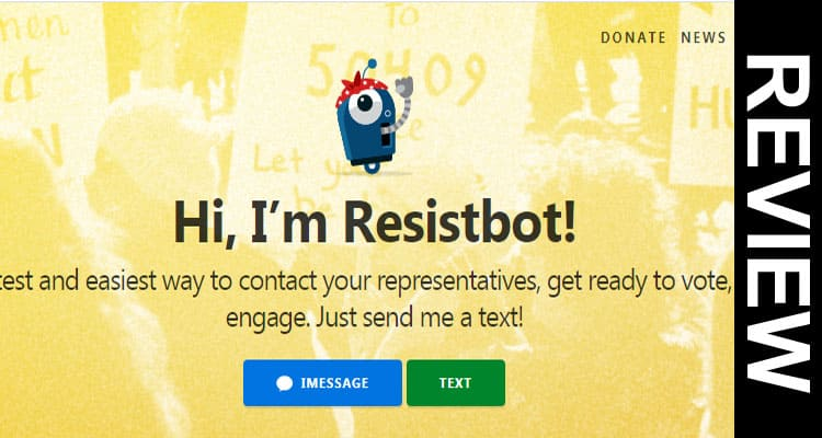 Resistbot Scam 2020