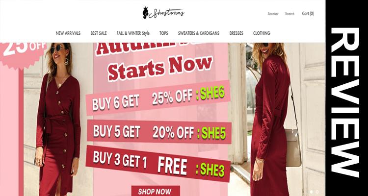 Shestorms Clothing Reviews