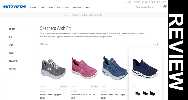 Skechers Arch Fit Reviews.