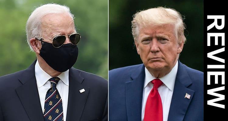 Trump Biden mask 2020