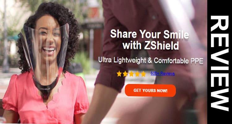 Tryz Shield com 2020