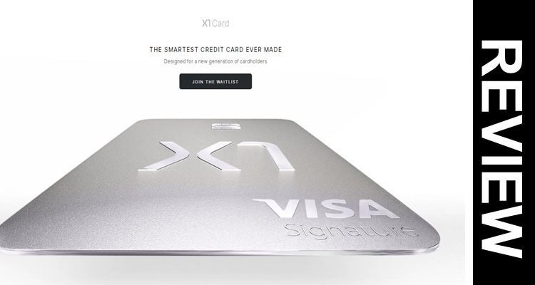 x1 Credit Card Review (Sep 2020) Let Us Know The Facts!