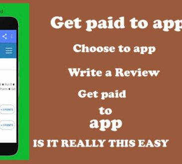 Get Paid For App Reviews