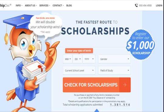 Is Scholarship Owl Legit 2020