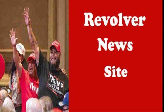 Revolver News Site 2020 .