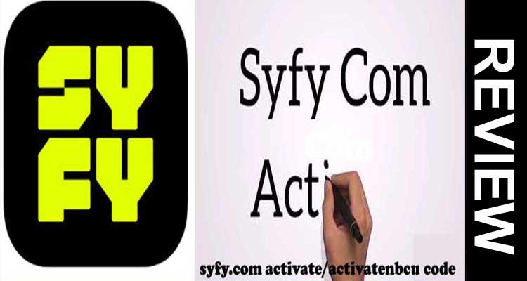 Syfy.com ActivateActivatenbcu Code 2020