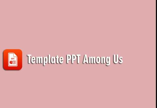 Template Ppt Among Us 2020