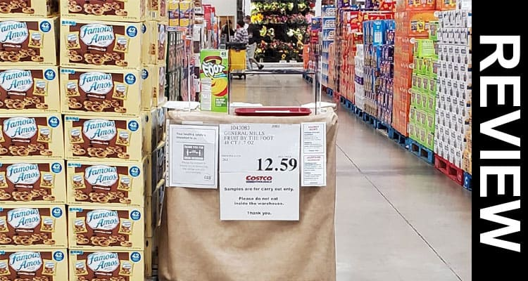 Costco Free Grocery Box 2020