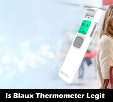Is Blaux Thermometer Legit 2020