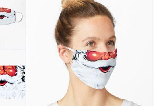 Is Santa Beard Face Mask Legit 2020