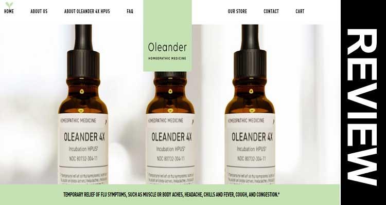 My Oleander com Reviews 2020
