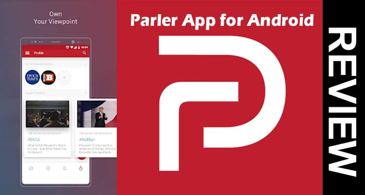 Parler App for Android 2020