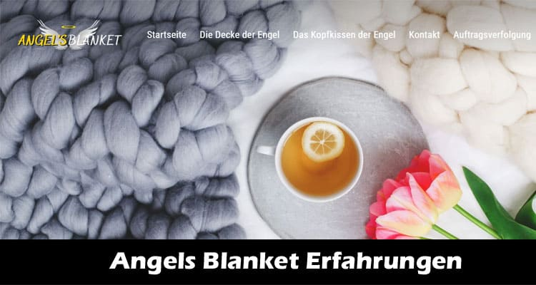 Angels Blanket Erfahrungen 2020 Smooth