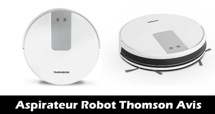 Aspirateur Robot Thomson, 2020