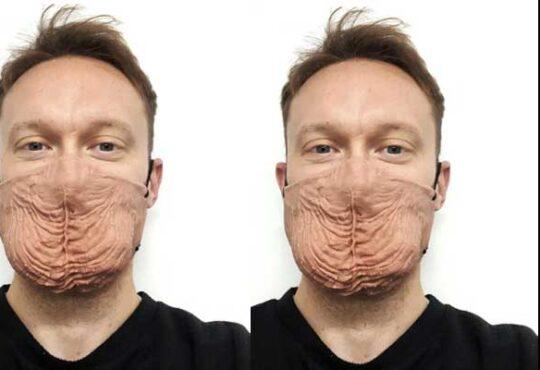 Billysballbags Mask 2020
