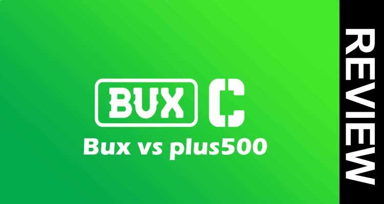 Bux vs Plus500